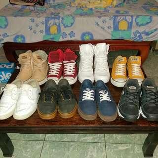 Legit! Nike Vans Converse Dkny+pony Jump Shoes