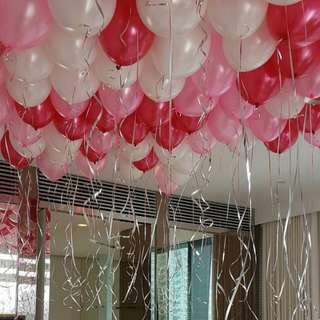 Balloon Decor Surprise Birthday
