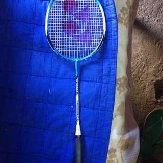 Badminton Racket And Bag