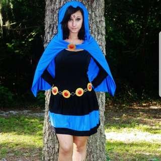 Raven Cosplay Costume