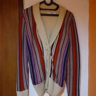 Preloved Forever 21 Knit Cardigan (rajut)