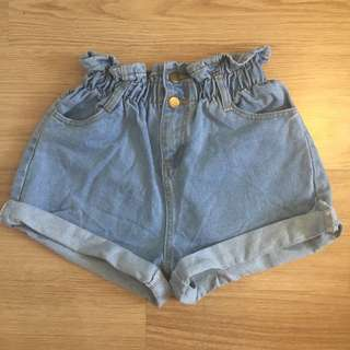 Denim Shorts Small