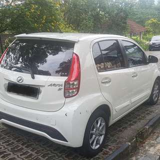 Myvi For RENT RM120/DAY