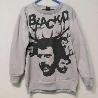 Reprice Sweater Black Id Ori