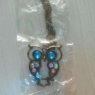 Owl Necklace/Accessory