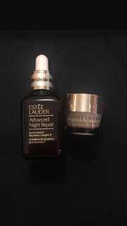 Estee Lauder Advanced Night Repair with free Revitalizing Supreme