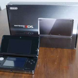3ds Console