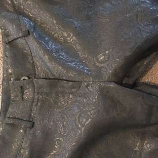 Size 12 Pants With Embellishments