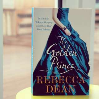 BOOK - THE GOLDEN PRINCE by Rebecca Dean