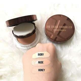 Hd Cream Foundation By Everdeens