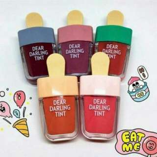 Etude Dear Darling Gel Tint Ice Cream Edition