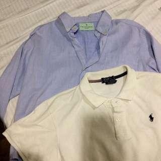 Trusardi L/S & RL shirt