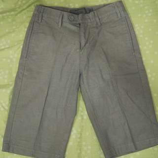 Giordano Khaki Shorts Abu