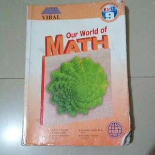 Our World Of Math 9