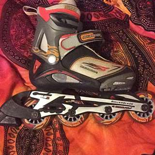 Rollerblade Kids Adjustable Skates
