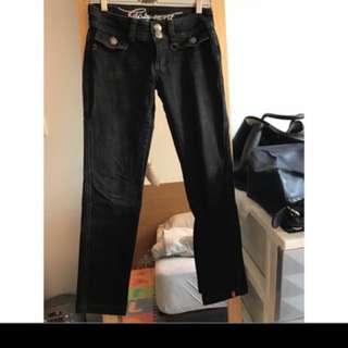 Esprit副牌edc Skinny牛仔褲