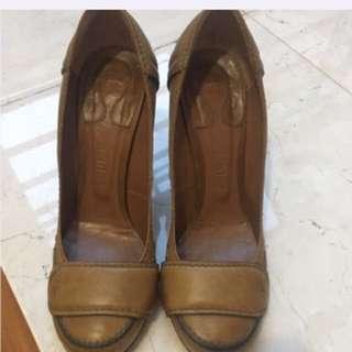 Authentic Chloe Shoes