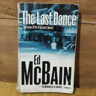 Preloved BOOK the Last Dance