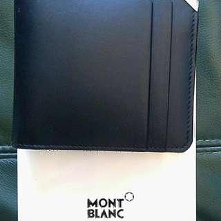 BNIB Montblanc Wallet