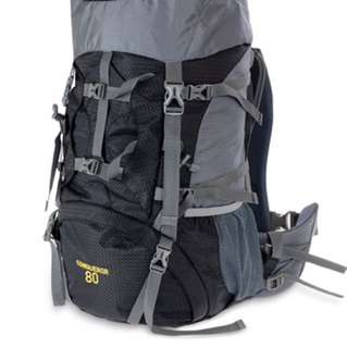 80L Travel Backpack X2