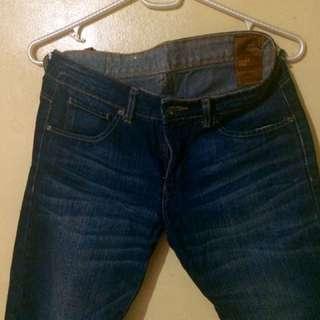 Bench Overhauled Men's Jeans