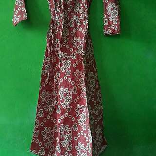 Dress Batin Cantik
