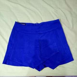 Skort Blue