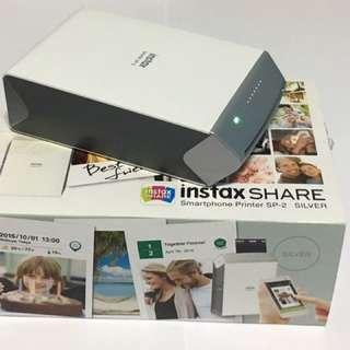 Fujifilm INSTAX Share Printer SP2 - Silver