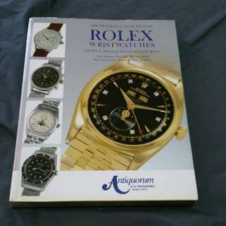 Rolex President Day Date Submariner GMT Explorer Datejust Watch Reference Book