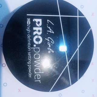 L.A. Girl Pro Powder High Definition Setting Powder