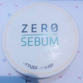 Zero Sebum Etude House