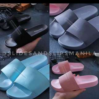 Slippers 800+50 For Shipping Fee Mnla Area