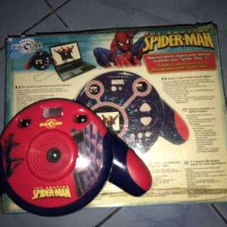 kamera anak ori spiderman