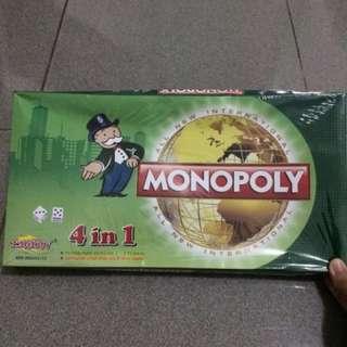 Monopoli 4 In 1