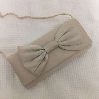 Satin Clutch Purse