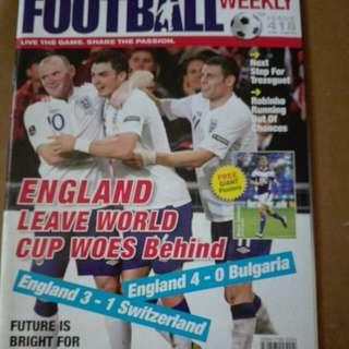 Football Weekly 15-21 Sep 2010