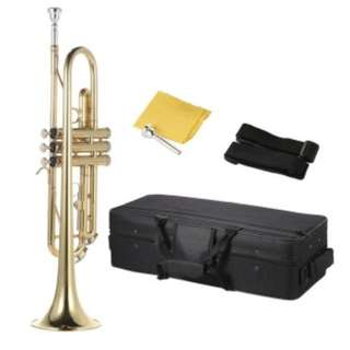 Bb Brass Trumpet Package PROMOTION