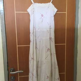 Chic Simple Dress (free ongkir) #ClearanceSale