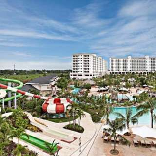 JPark Island Resort & Waterpark (former Imperial Palace Resort) Cbu City - almost 50% off