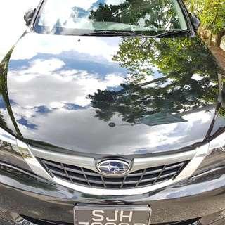 Rs Subaru 2l.till  July 30 2018. Take Back 7600