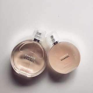 Original Chance Chanel Perfume In 75oz