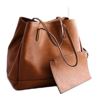 Totes Bag in Vintage Brown