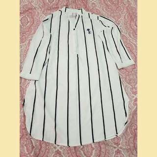 Baseball Blouse
