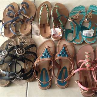 (repriced) Grendha Sandals