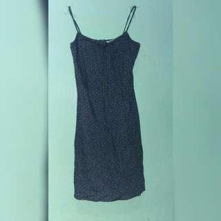 Maong-like Dress