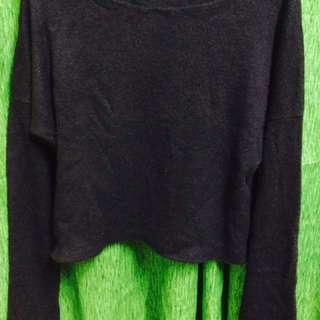 Jewels Crop Sweater