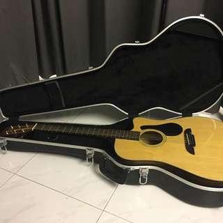 Alvarez RD20SC Cutaway Acoustic Guitar
