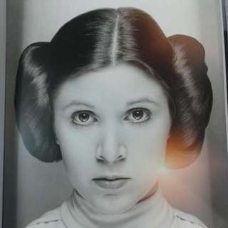 Star wars poster (limited edition )