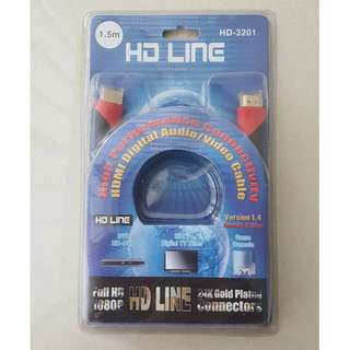 HDMI Cable 1.5m ( Brand New in box)