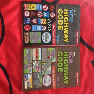 The New Highway Code Book1 And Book2